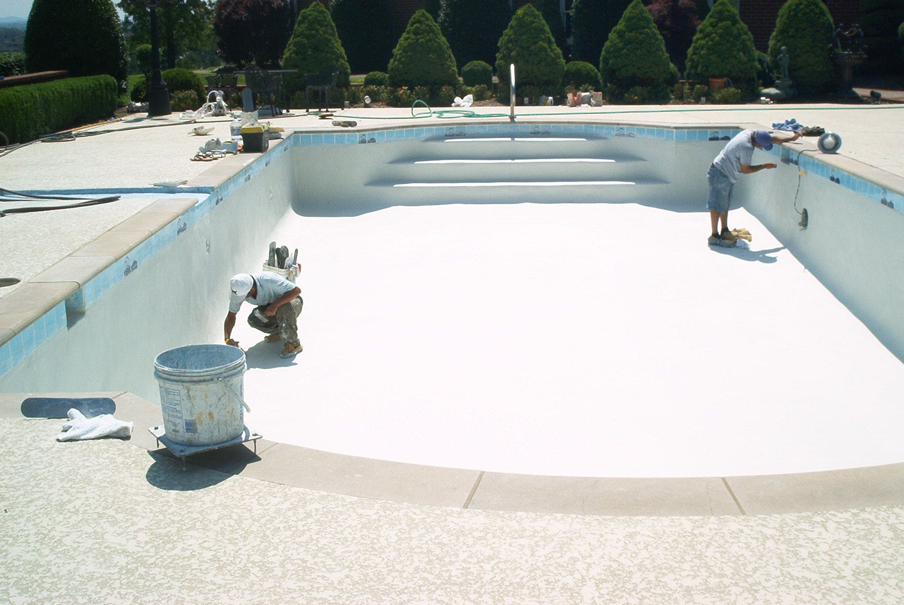 Pool Supplies & Services